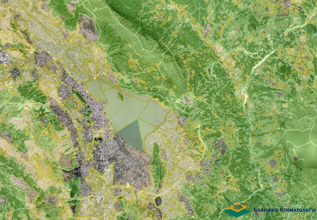 Κυρωμένοι δασικοί χάρτες Ιωάννινα